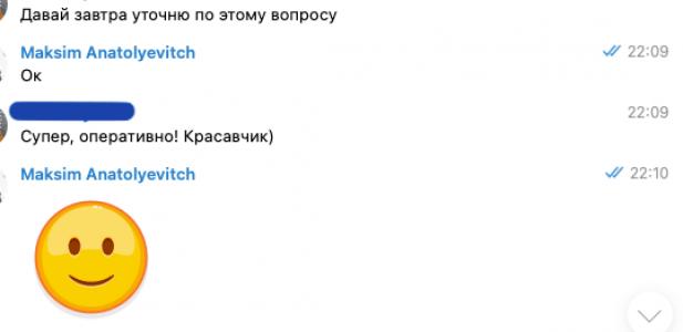 Отзыв о Максиме Дудине 5